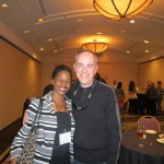 Sophia catches up with Chip Bush, IABC Atlanta